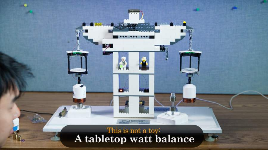 LegoWattBalance